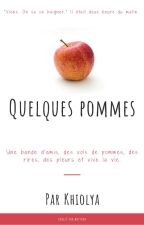 Quelques Pommes by khiolya
