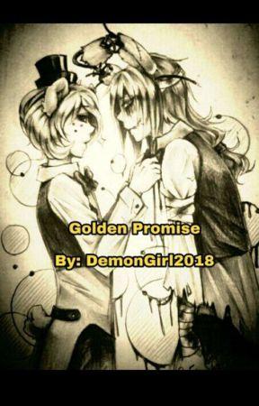 Golden Promise (Fredbear X Springtrap) - Character sheet - Wattpad