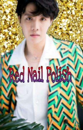 Red Nail Polish J.HS by Jossyxpatrickstar