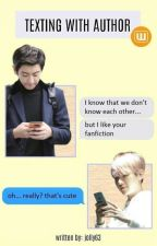Texting With Author | chanbaek by jolly63