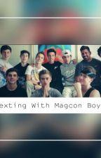 Texting With Magcon Boys *CZ STORY*   by romanka_