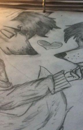 Furry'n Love Note. (Gay furry story) by Fruzzing_ShroegBork