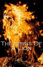 The Spirit of A Lion (Klance Voltron) by rainbowyag