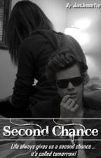 Second Chance (Harry Styles FanFic) by JustJessieYay