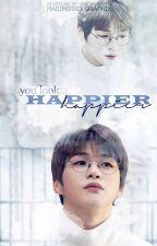 Happier || daniel by nekomonstha