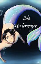 {LEVIHAN} Life Underwater by Luna_Yakamoto