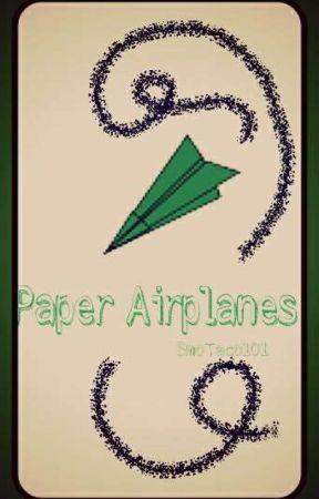 Paper Airplanes by EmoTaco101