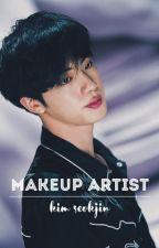I Makeup Artist I Kim Seokjin by pchyng