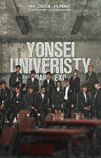 YONSEI UNIVERSITY (DaraExo) by gisellerosesoriano