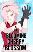 A Blooming Cherry Blossom by FanFiction_PJo_2000