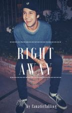 Right Away [David Dobrik] by fanaticfalling