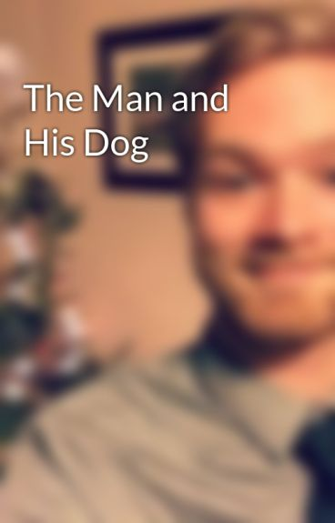 The Man and His Dog by markschmoyer