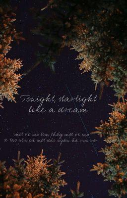 Edit | Nielwink | Đêm nay sao sáng như mộng.