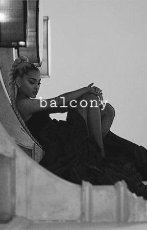 balcony//ariana grande X shawn mendes by godisawoman7-20