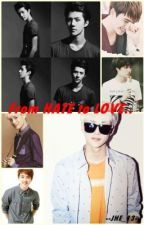 From hate to love (EXO SEHUN FANFIC) by thirteenjheee