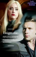 Enigmatic - Divergent/Eric Fanfiction by LadyAlexandraBastian