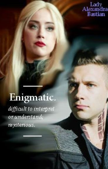 Enigmatic - Divergent/Eric Fanfiction