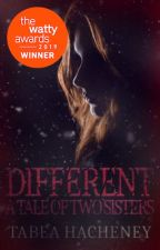DIFFERENT - A Tale of Two Sisters by Lady___Mortem