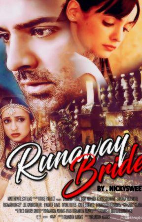 Runaway bride (onhold)  by nickysweetangel