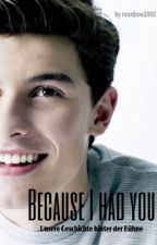Because I had you [Shawn Mendes FF] by rxxnbxw2003
