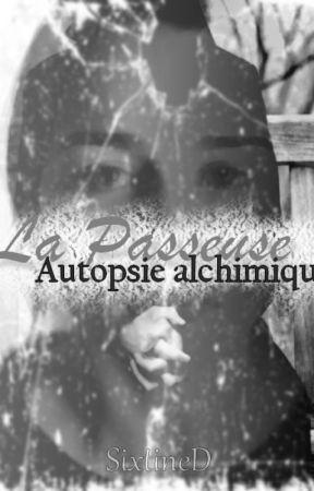 La Passeuse livre 2: l'Arpenteuse by SixtineD