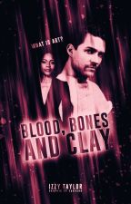 Blood, Bones and Clay by Violetic13