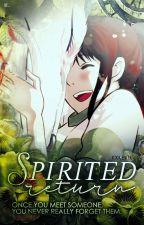 Spirited Return [Spirited Away Sequel] by kxkeru