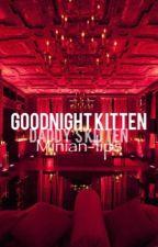 Goodnight kitten {P.JM x reader} by Minian-lips