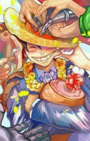 O N E P I E C E | Luffy - Ace x Luffy x Sabo (LEMON