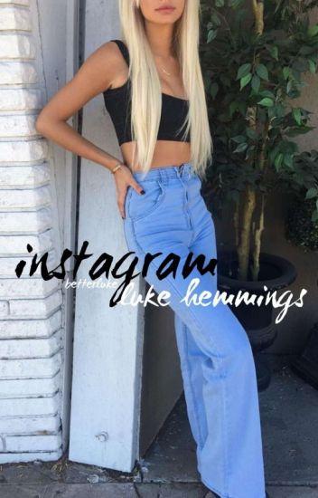 instagram   luke hemmings