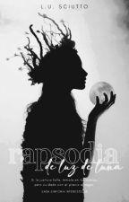 Moonlight Rhapsody by InterestellarGirl