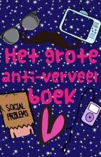 Het grote Anti-Verveel boek by KimmBoo