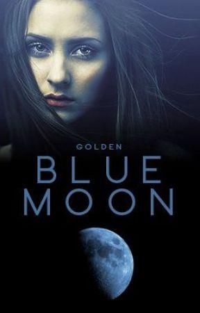 Blue Moon by burntbrulee