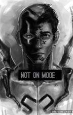 Not On Mode < Jaime Reyes > by Bi-Butterfly13