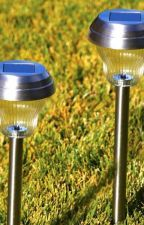 Stainless Steel Solar Walkway Lights Outdoor, Solar Yard Lights Outdoor by sharifkhanmalan786