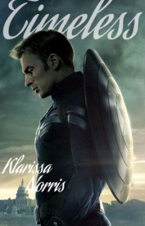 Timeless (Captain America x Reader) by thatflashwriter