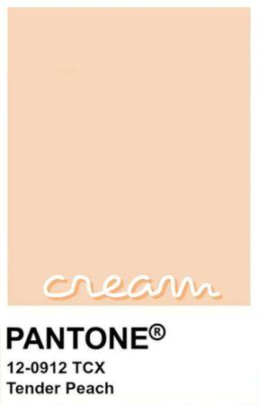 • cream | graphic shop by _aesthticc