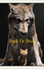 Pack or Pride by NovemberRain2000