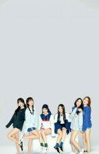 Gfriend lyrics by taewon_calves