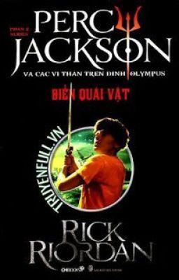 Đọc truyện Percy Jackson Tập 1: Kẻ cắp tia chớp