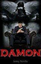 Damon by JennyNeville