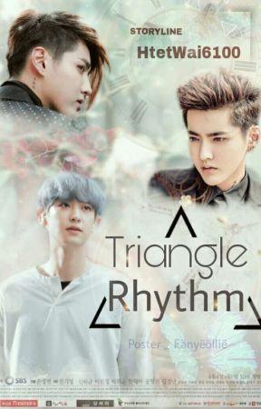 Triangle Rhythm  by HtetWai6100