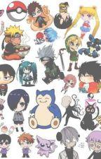 Anime OneShots by Anime_Otaku__