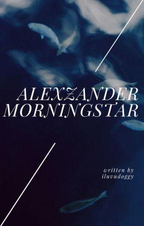 Alexzander MorningStar by iluvudoggy