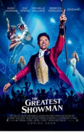 The Greatest Showman  by lovesick2808