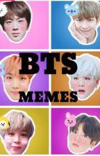 BTS memes by _Matsuko_