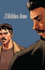Hidden Love- An IronStrange Fanfic by quacksonspengwings