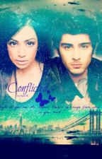 Conflicted. (Destined For Each Other Part 1) by _mayahxo