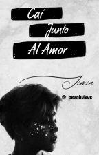 Caí Junto al Amor - Jimin ❣ by mavt_mochi_04