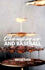 Champagne & Baseball by mostgirlsvice